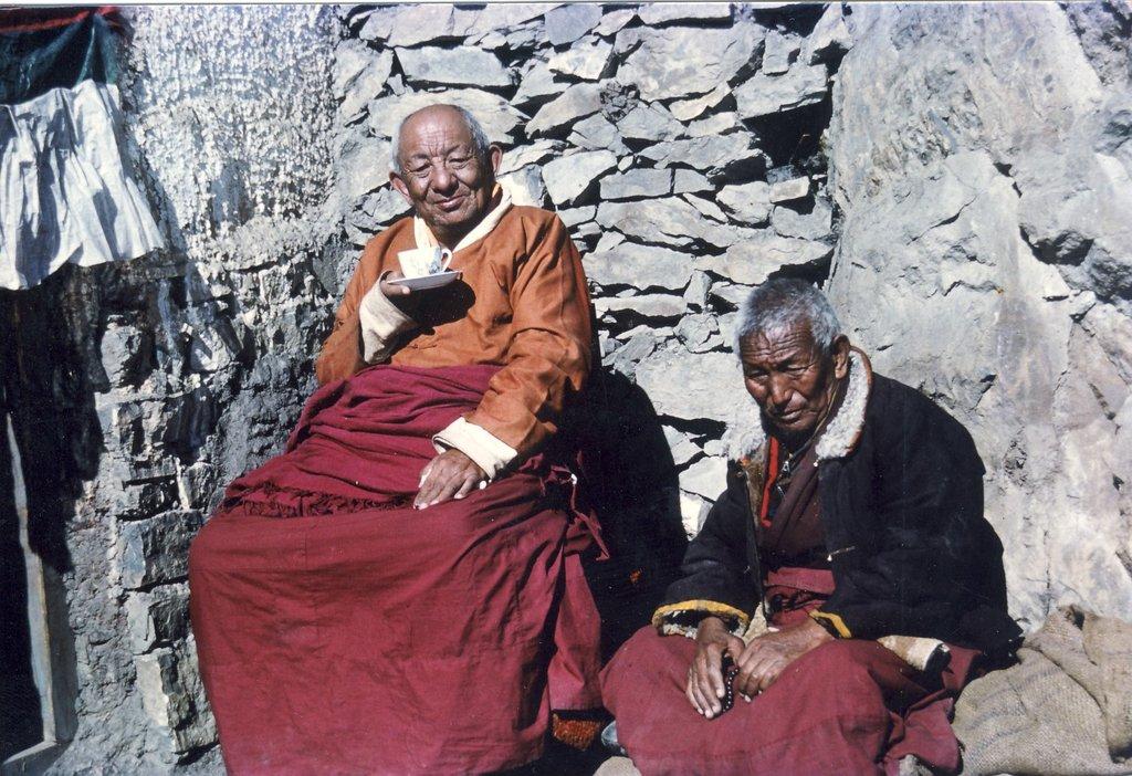 Ven. Tsenciab Serkong Rinpoche I