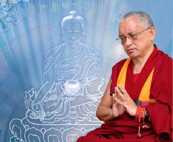 Lama Zopa Rirnpoche: La mente guarda la mente che si sta concentrando.