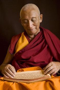 Ghesce Sonam Rinchen: Possiamo facilmente perdere la nostra focalizzazione su uno o più componenti della meditazione.