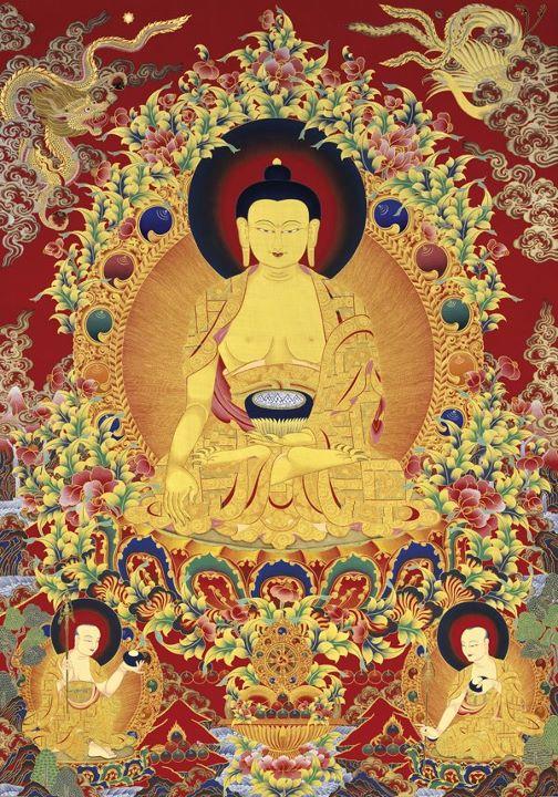 Il Buddhismo ha come scopo ultimo la cessazione della sofferenza.