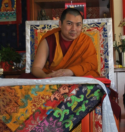 Ven. Lama Khenrab Rinpoche
