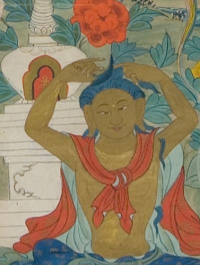 Buddha Sakyamuni: Qualsiasi essere che si muove nell'aria possa essere libero dalla sofferenza e dal male e dalla sofferenza fisica e dal pericolo.