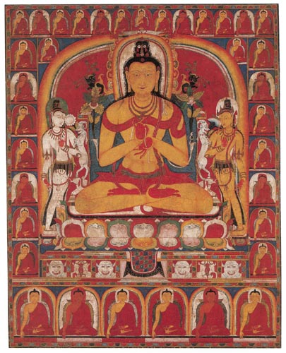 Buddha Maitreya