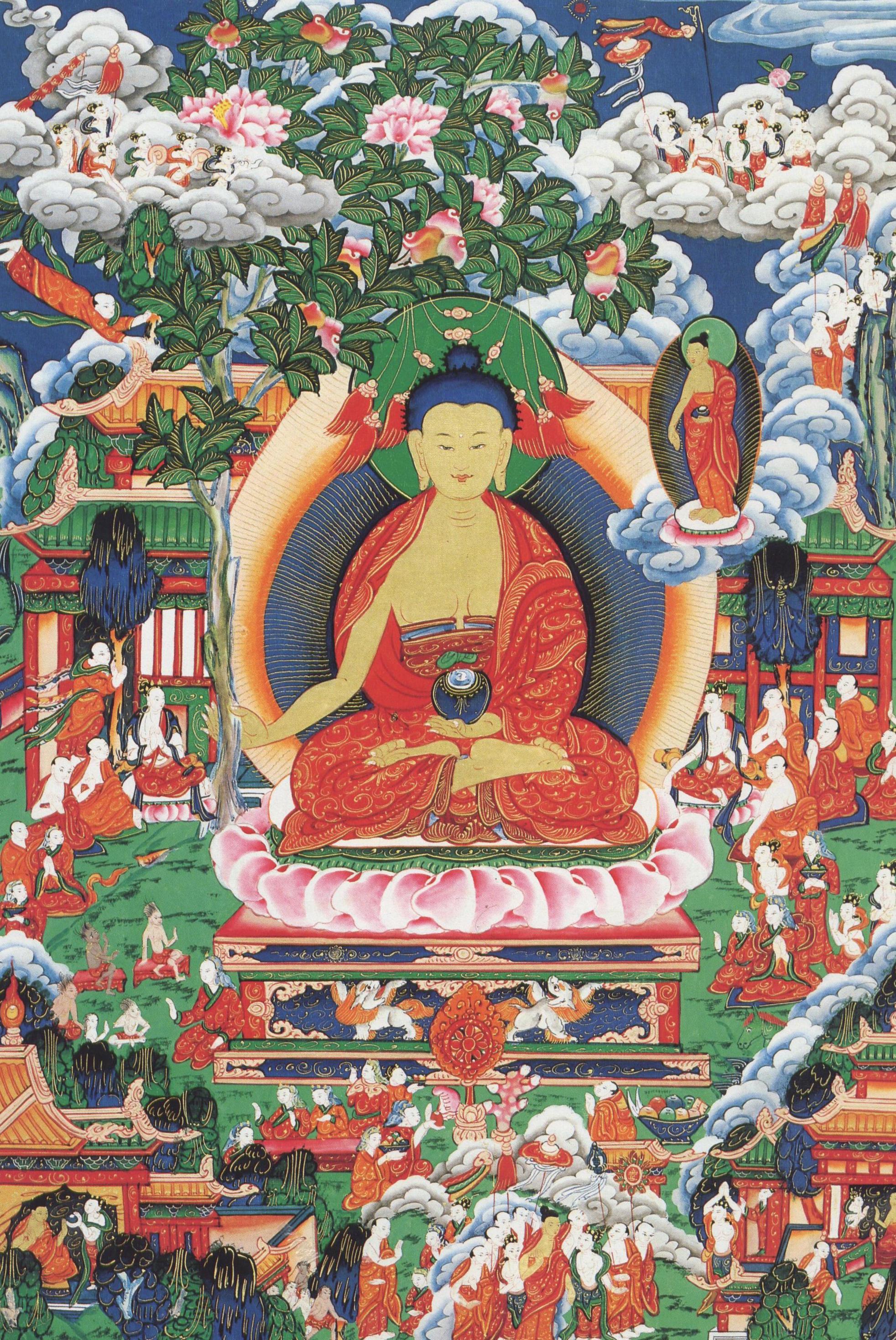Dhammapada 314: E' preferibile non fare un'azione che non va fatta, perché dopo ci si pente.