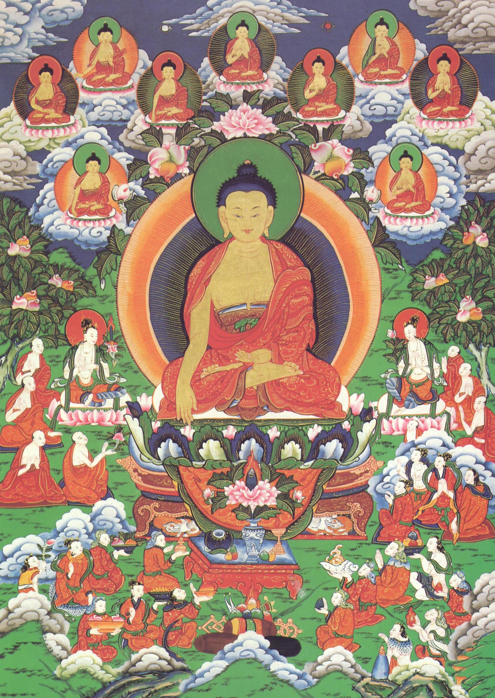 Dhammapada 252: L'errore degli altri è facile da vedere, non così il proprio.