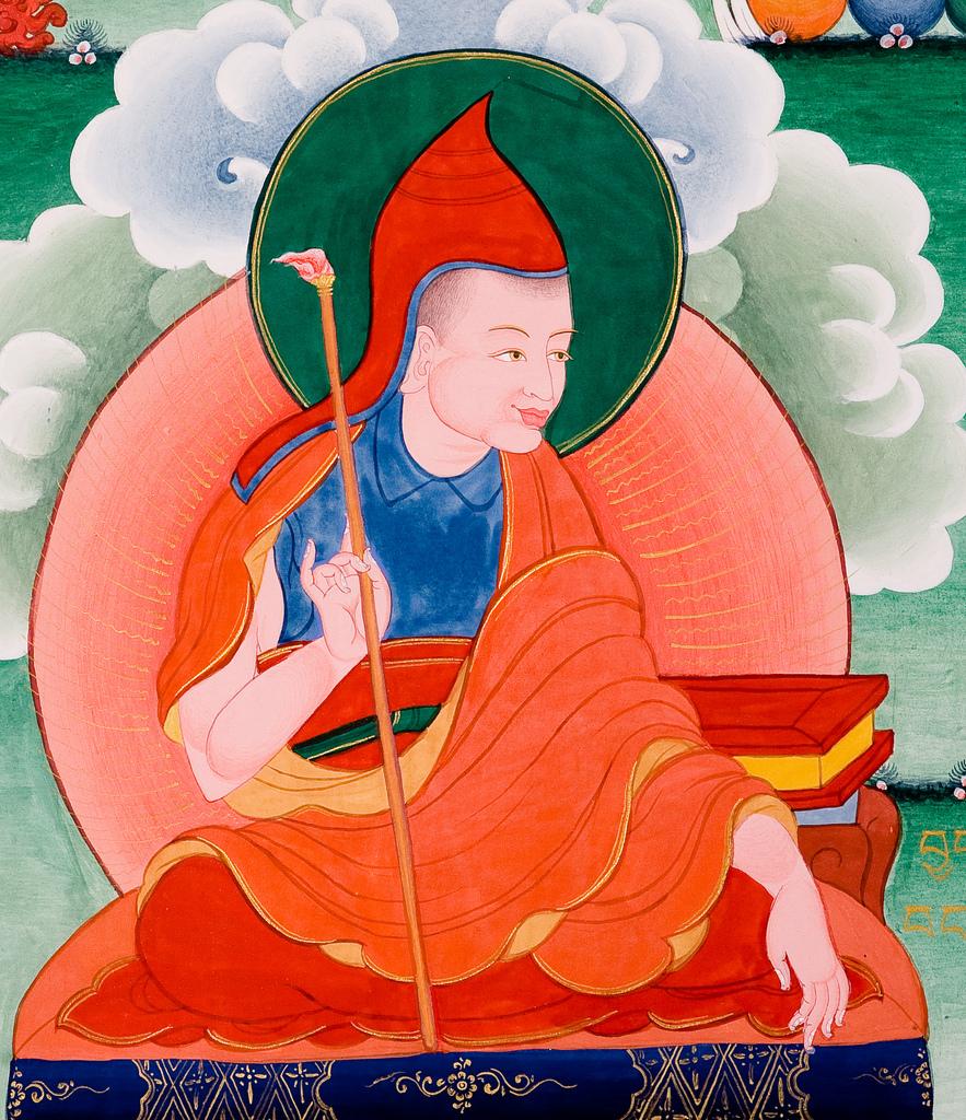 Dharmarakshita