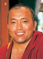 il Ven. Ghesce Tenzin Tenphel