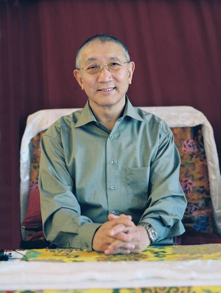 H. E. Loden Sherab Dagyab Kyabgoen Rinpoche