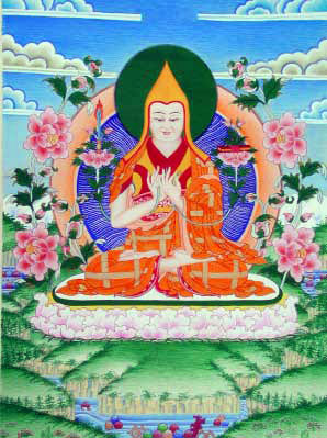 Lama Tsong Khapa Lobsang Drakpa: II Fondamento di ogni realizzazione