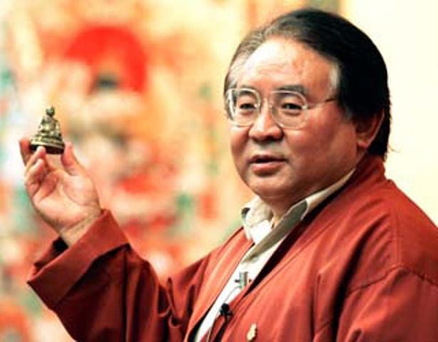 Sogyal Rinpoce