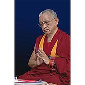 Il ven. Lama Zopa Rinpoche