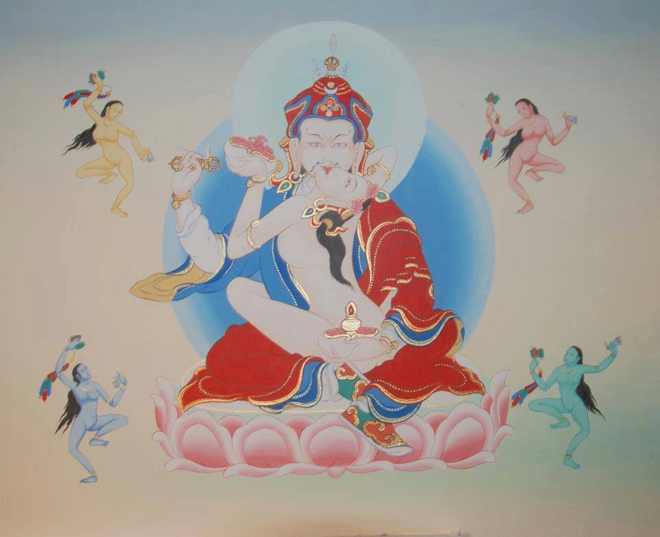 Padmasambhava: Instructions on dreaming