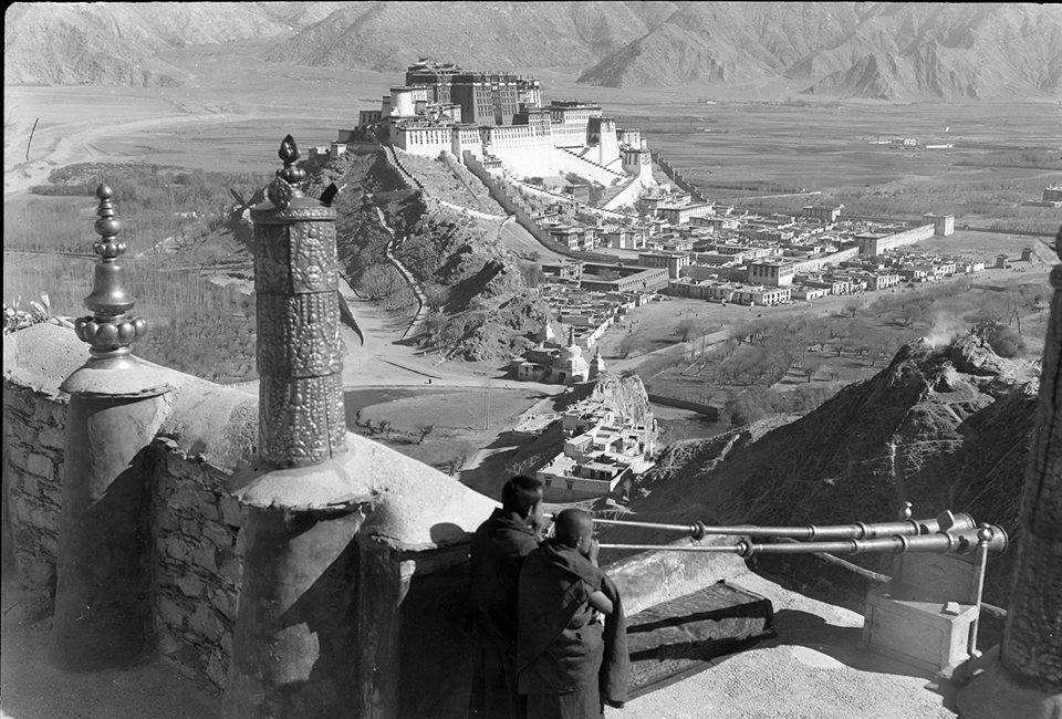 Patrul Rinpoche: When the path of no-more-learning is realized, the bodhisattva reaches the eleventh bhumi, 'Universal Radiance'. (Potala, 1936)
