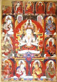 Avalokitesvara Cenresi