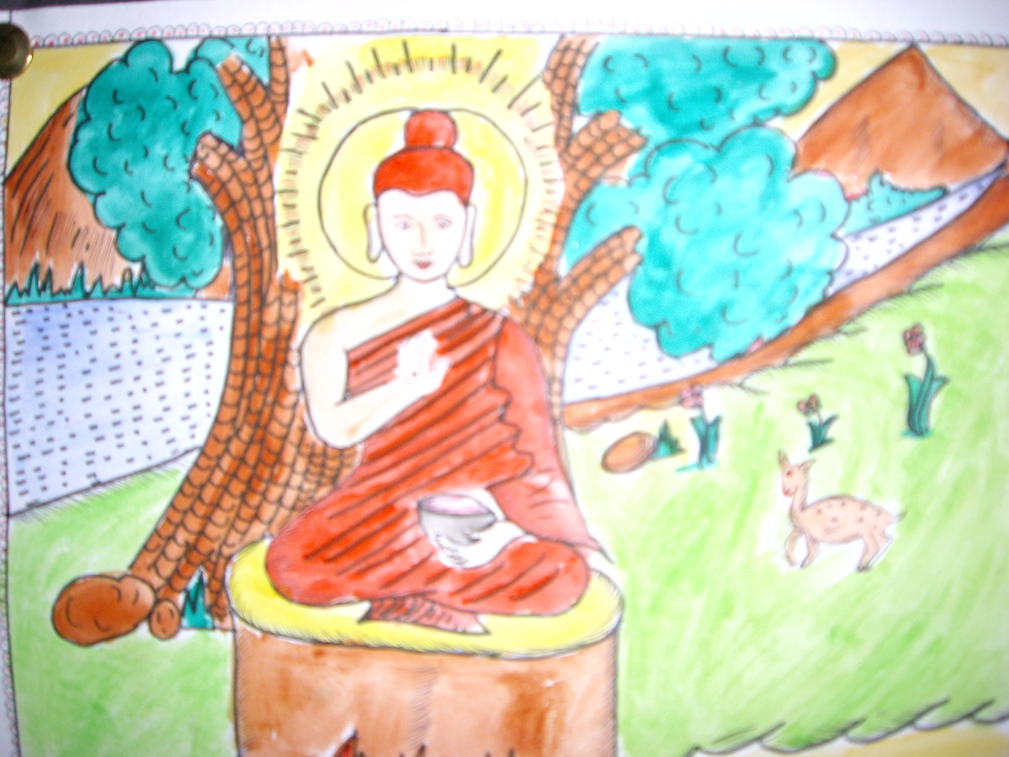 Dhammapada 160: Ognuno è signore di se stesso: quale altro signore potrebbe esistere?