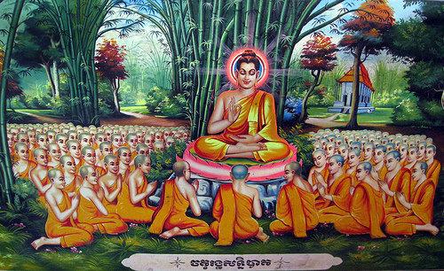 Dhammapada 217: La gente ha caro chi è virtuoso, intelligente, giusto, veritiero e diligente.