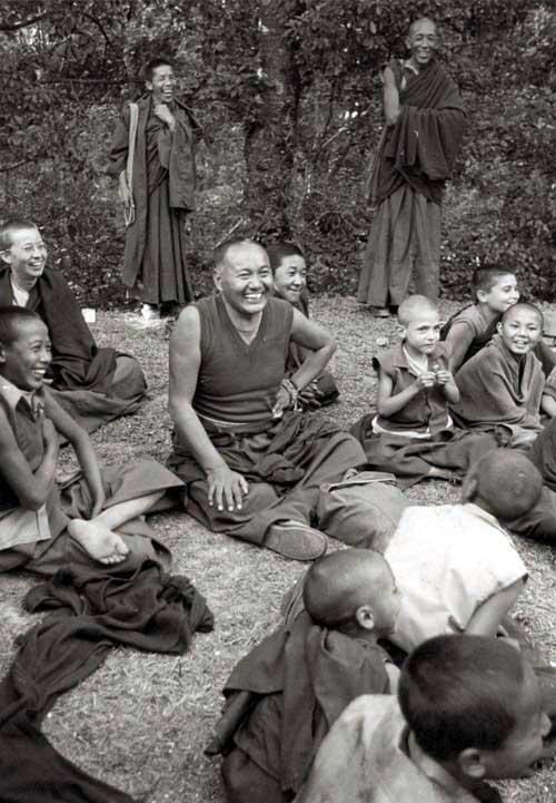LAMA YESCE Balaju, Kathmandu, Nepal 1978