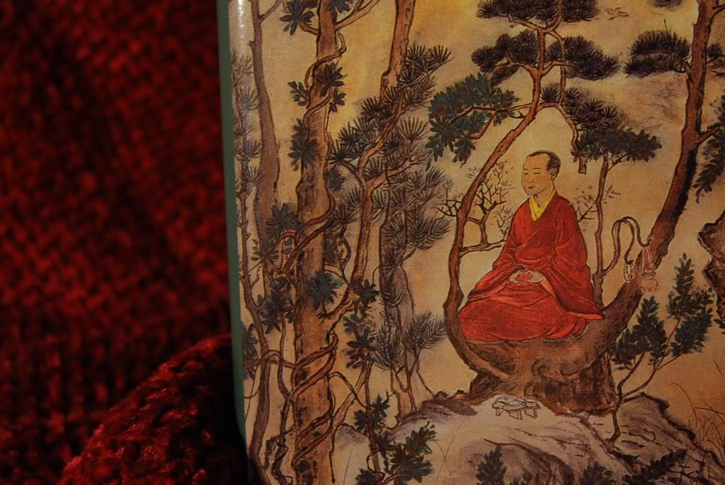 Shantideva, Bodhisattvacharyavatara IV, 47: Ma i difetti mentali non esistono negli oggetti, né nelle facoltà sensoriali, né tra questi e né in nessun altro luogo. Allora dove dimorano e da dove feriscono tutti gli esseri? Essi sono vuoti come un illusione, un miraggio, per cui con coraggio possiamo eliminare qualsiasi paura dal nostro cuore per sforzarci di comprendere la loro vera natura attraverso la saggezza.