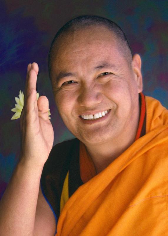 Lama Tubten Yesce