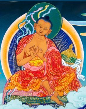 Nagarjuna: Non esiste nessun agente né soggetto, non (esiste) nessun merito: essi sorgono dalla dipendenza.