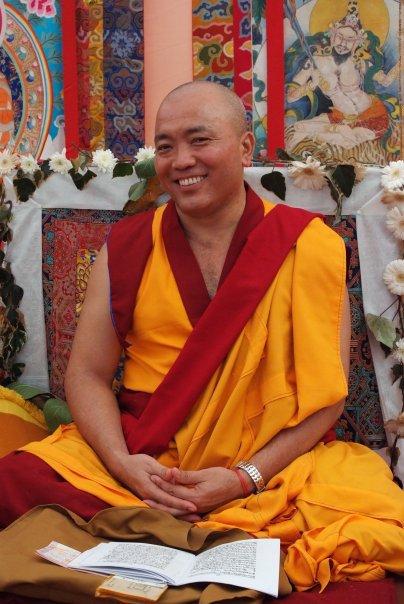 """Ghesce Tenzin Tenphel: """"Non rubare equivale a non prendere ciò che non ci viene dato""""."""