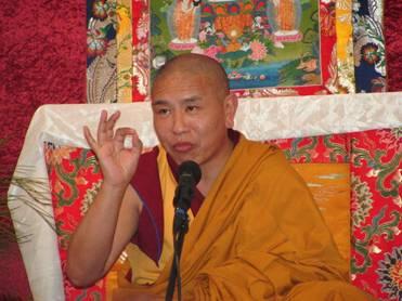 Ven. Jadho Rinpoche