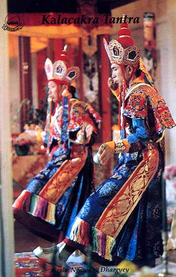 The Kalachakra Ritual Dance