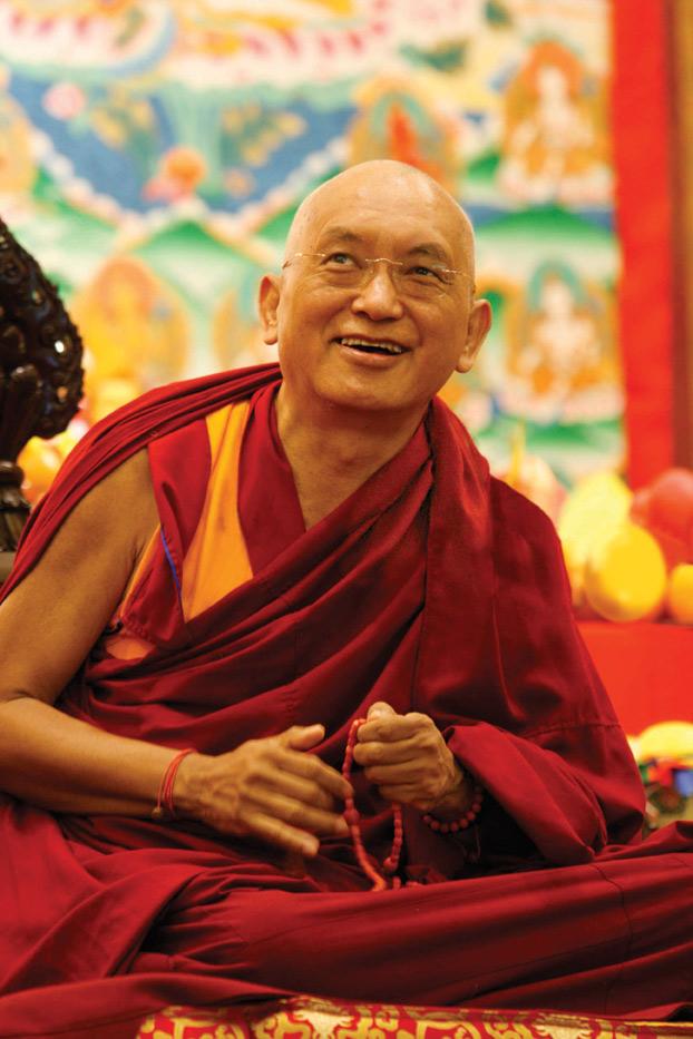 Lama Zopa Rinpoche: Tutto il denaro che avete raccolto è sorgere dipendente.