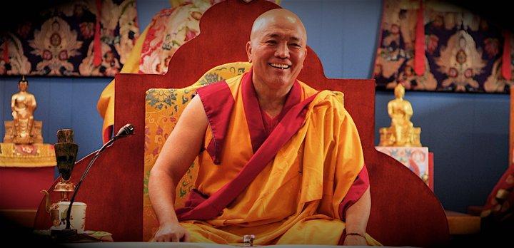 Ven Ghesce Tenzin Tenphel: Osserviamo quanto sia importante il nostro controllo interiore. Ognuno di noi ha delle carenze, anche fisiche o mentali. Ma possiamo migliorare le nostre imperfezioni solo se le rileviamo, se ce ne rendiamo conto.