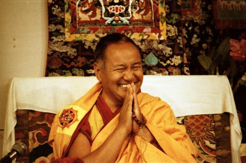 Lama Yesce: l'unico modo per ottenere il controllo della vostra mente si ottiene comprendendo la sua natura.