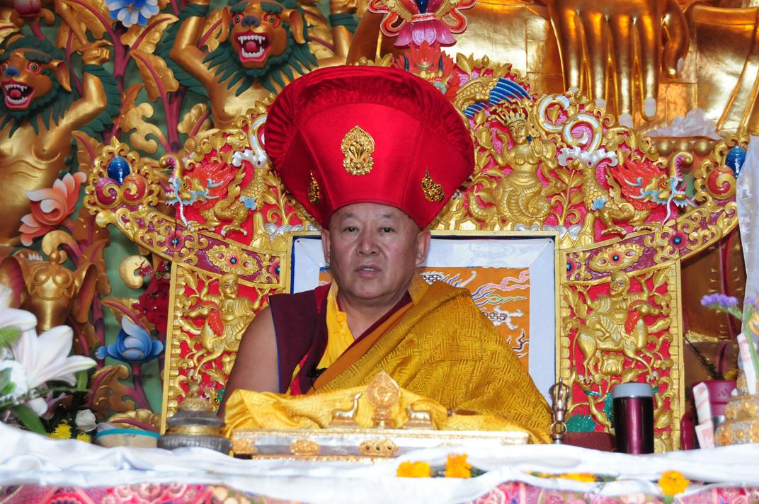 Sua Santità Drikung Kyabgon Chetsang Rinpoche: La pratica di Mahamudra dipende dalla capacità del discepolo, dalla nitidezza delle sue facoltà e dalla sua diligenza.