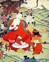 """Acarya Nagarjuna: """"Riconoscendo la ricchezza come effimera e priva di sostanza, esercita correttamente te stesso in azioni generose""""."""