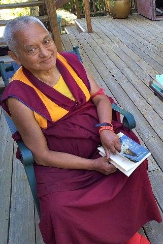 Lama Thubten Zopa Rimpoché: lo scopo originale di Buddha Gautama non era di spiegare il problema della sofferenza in sé, ma di mostrare la vera natura della vita.