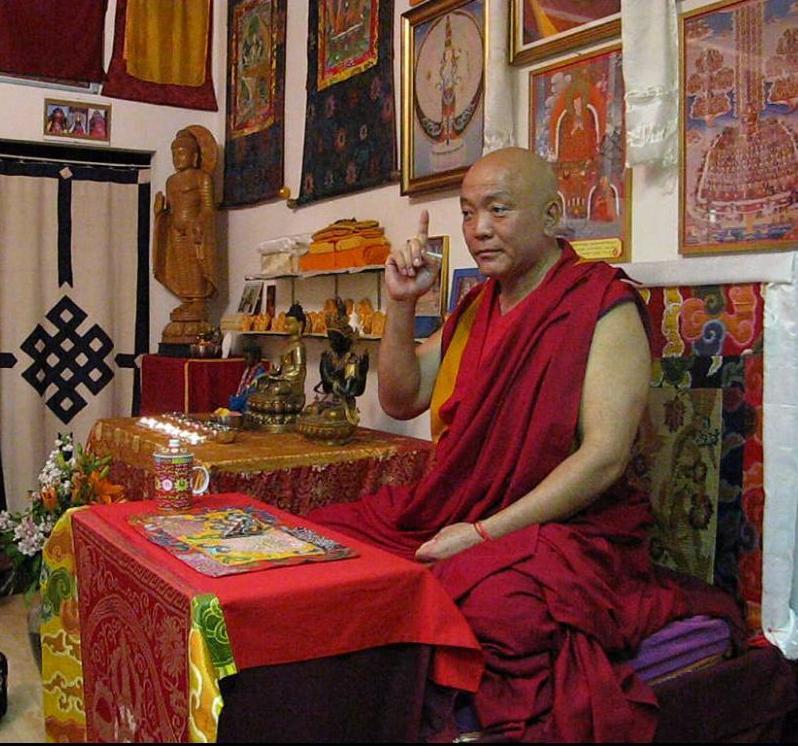 Ven. Gheshe Tenzin Tenphel: La sofferenza è un problema ma anche qualità. E la qualità principale della sofferenza è il dar adito a volerla risolvere.