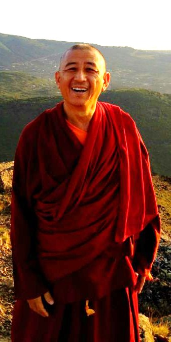 "Ven. Geshe Thubten Soepa: His Holiness the Dalai Lama also said: ""None of the visitors coming to Bodhgaya from all over the world offer alcohol and meat""."