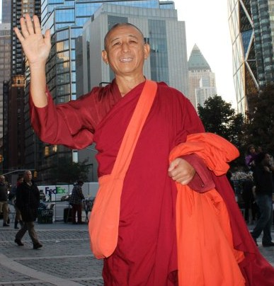 Ven. Geshe Thubten Soepa: Shakyamuni Buddha rejected the consumption of meat.