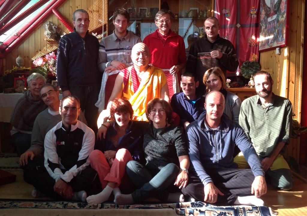 Lama Ghesce Tenzin Tenphel: Siamo senza libertà, perché sottoposti al nostro karma, quindi dobbiamo conoscere bene la legge di causa effetto.