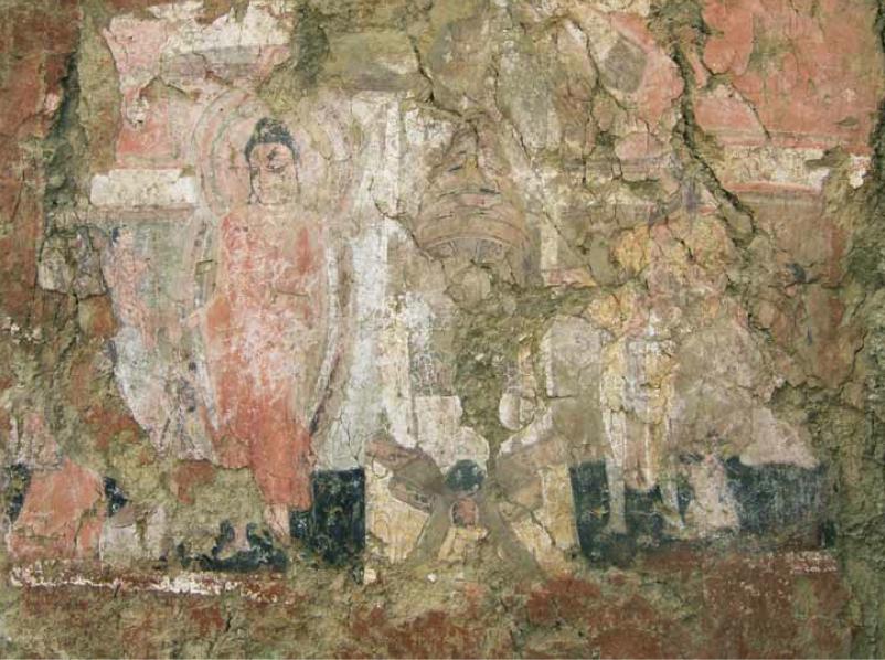 Mes Aynak Buddha