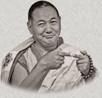 Lama Thubten Yeshe: Lanostracoscienza è comeil territorio dell'Australia: primanonc'erano recinti, steccati, adesso tutti quantimettonorecinti.Laconcettualizzazioneè comeun recinto.