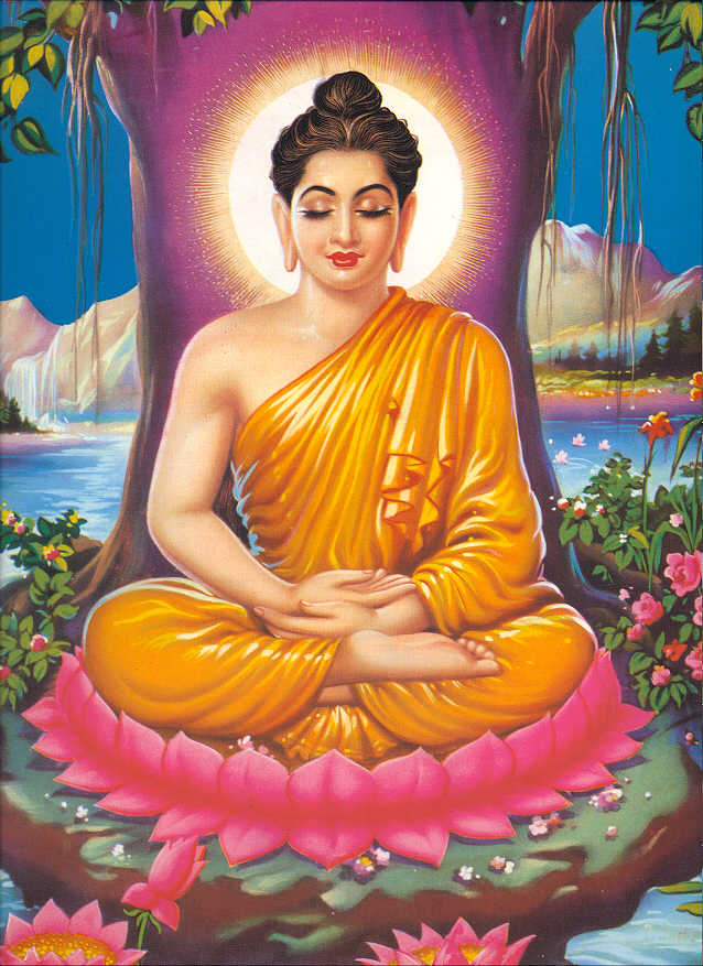 buddha-enlightenment