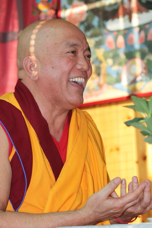 Ven. Ghesce Tenzin Tenphel: Pazienza, amore, compassione e perdono, questi non sono contenuti religiosi, ma appartengono al patrimonio etico dell'umanità.