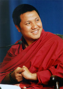 Ven.Sangye Nyenpa Rinpoce: Il prendere su di se la sofferenza degli altri equivale a trasformare le circostanze negative nel sentiero dell'illuminazione.