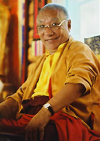 Khenpo Tsultrim Gyamtso Rinpoche: Even your enemies become friends of your Dharma practice.