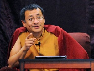 Dzogchen Ponlop Rinpoche: what frees us from illusion is the discovery of truth.