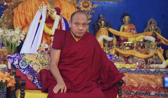 The Gyalwang Karmapa: We have an innate potential for compassion but, he cautioned, we need to train or it will not develop.