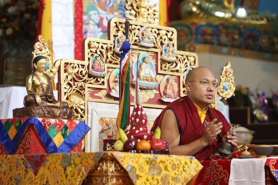 17th-gyalwang-karmapa-puja
