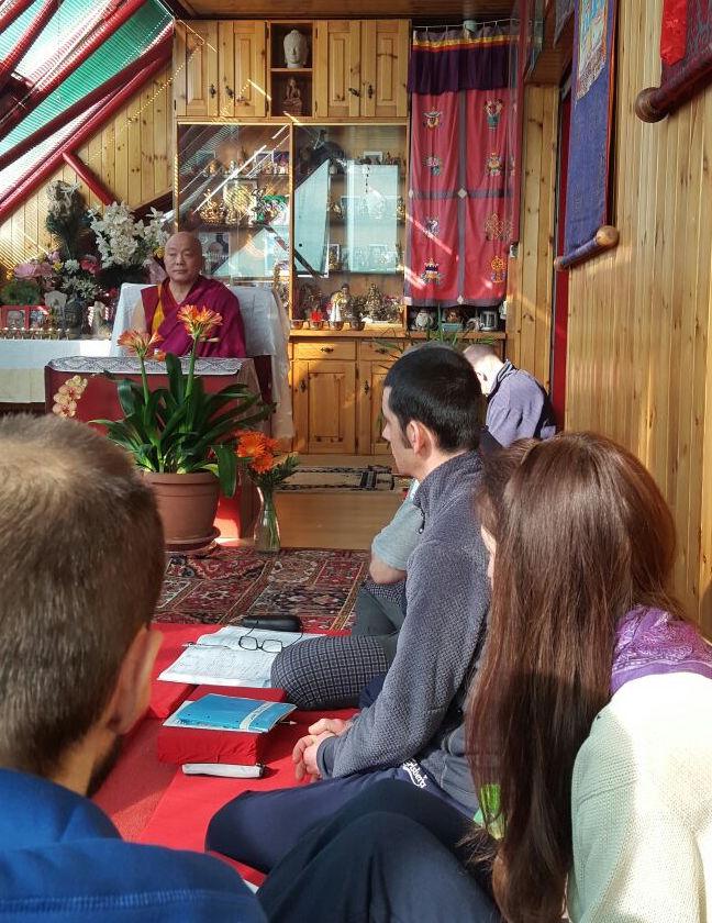 Ven. Ghesce Tenzin Tenphel: Domare la nostra mente
