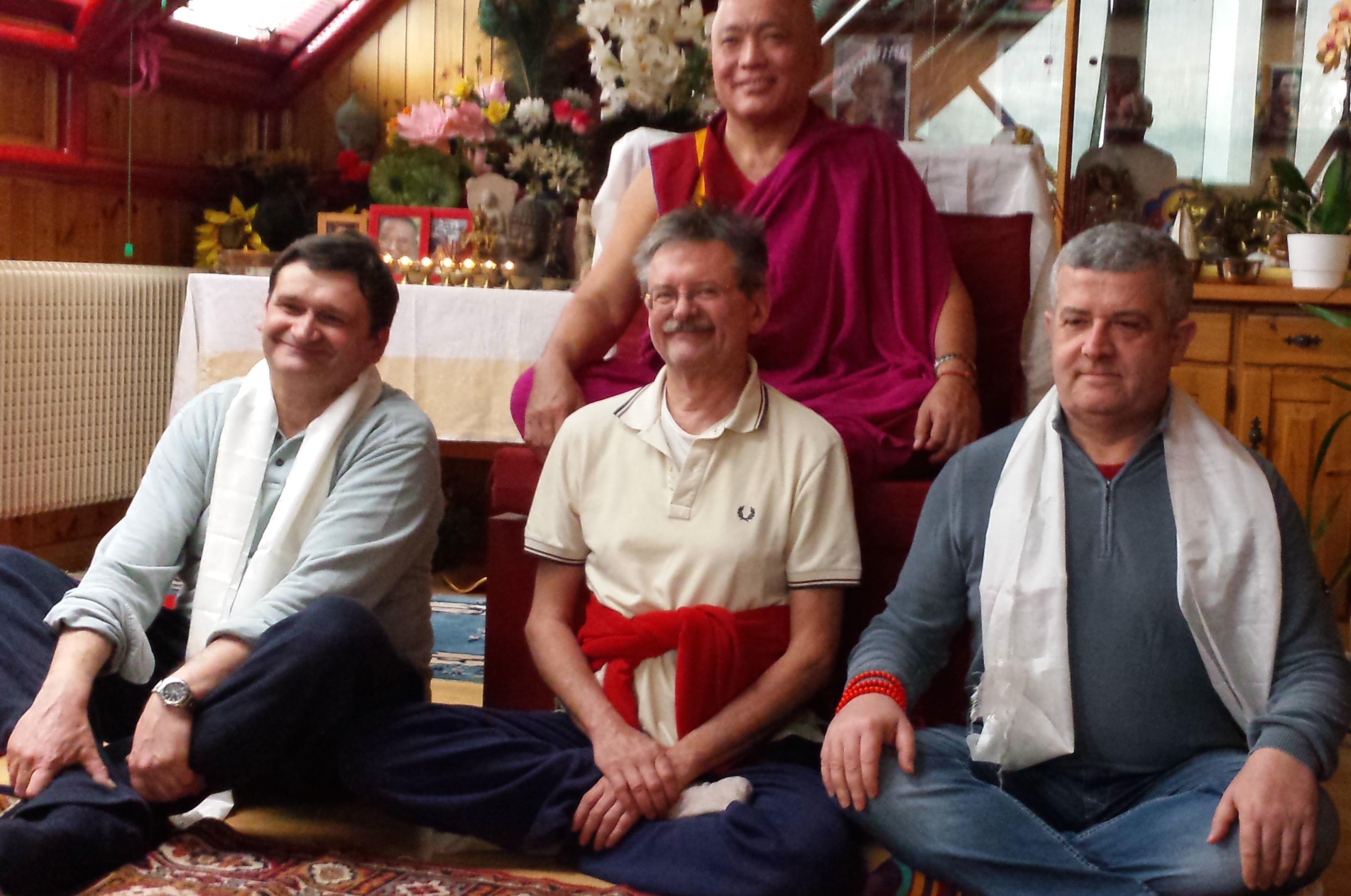 Ven. Ghesce Tenzin Tenphel: La pratica dell'altruismo