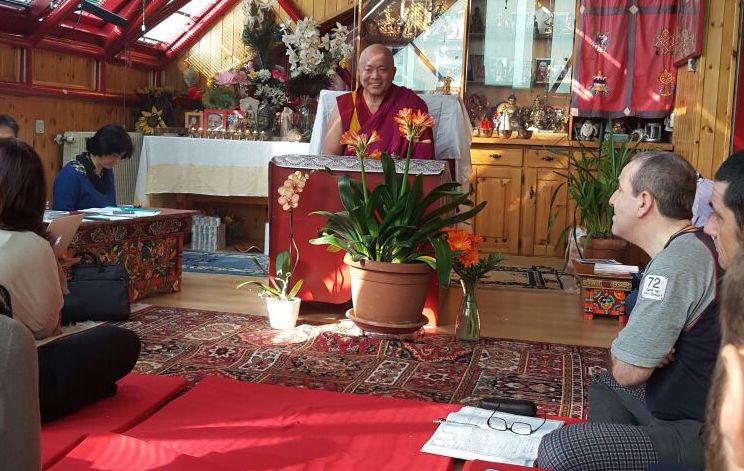 Ven. Ghesce Tenzin Tenphel: Sviluppare più compassione, amore, gentilezza verso gli altri