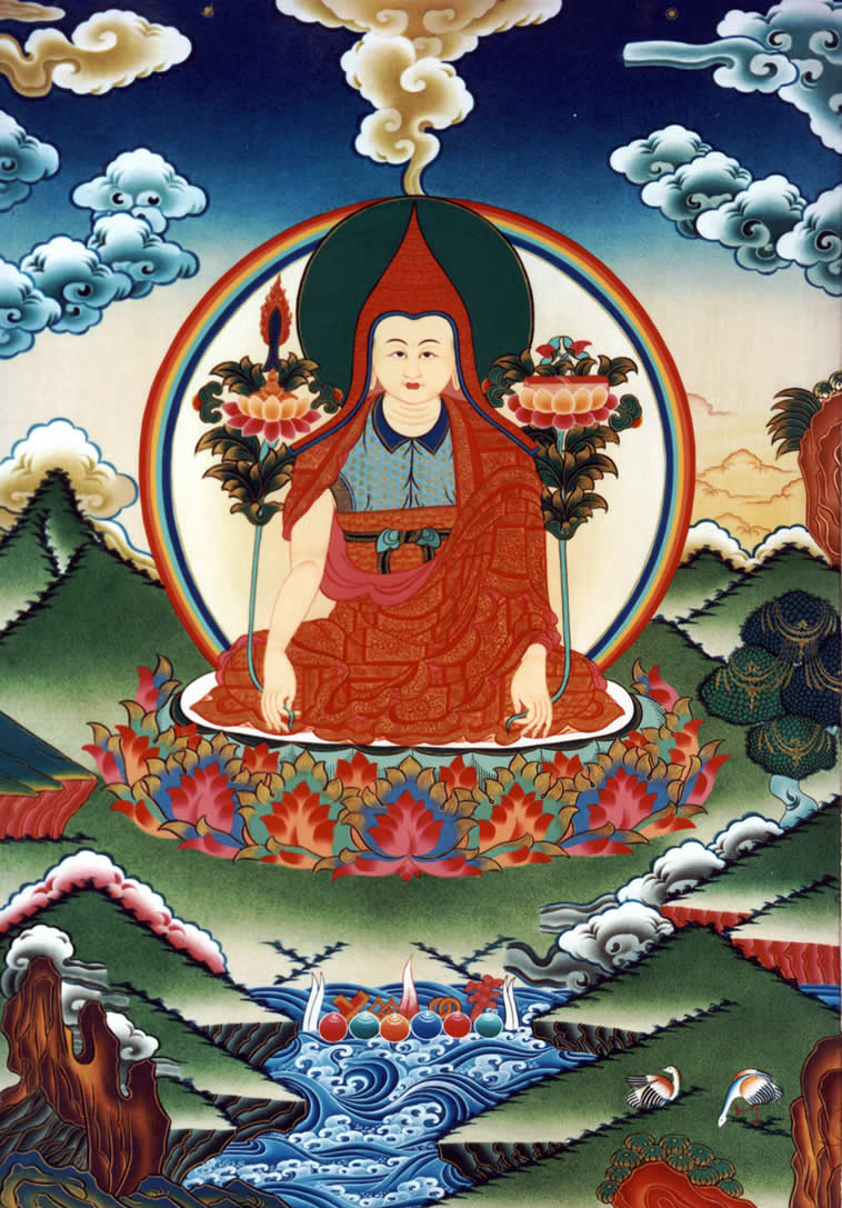 Longchenpa: Whatever occurs and whatever you experience, strengthen your conviction that they are all insubstantial illusions ..